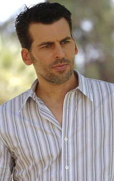Oded Fehr. Love him on Covert Affairs :)