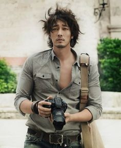 there's a story here... : )   So Ji Sub