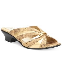 Easy Street Lorna Sandals - All Women's Shoes - Shoes - Macy's