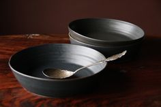 Love these bowls by my friend: Lilith Rockett