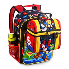 ab5a5412b9 Jake and the Never Land Pirates Back to School Collection Disney Junior