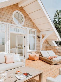 Dream Home Design, My Dream Home, Dream Life, Future House, Style Cottage, Cottage Design, Cottage Porch, Lake Cottage, Coastal Cottage