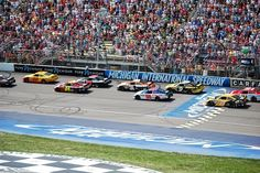 Full coverage of the 2013 #PureMichigan400 at Michigan International Speedway
