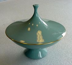 Vintage Lenox-- Love the color. It would be beautiful in a white kitchen.