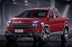 Canadauence TV: Toro, conheça em detalhes a nova picape da Fiat