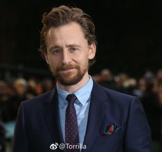 Tom Hiddleston at the Early Man World Premiere, BFI IMAX London, 14.1.2018 Via http://photo.weibo.com/1846858632/talbum/detail/photo_id/4196229353784031#4196229353397032