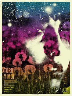 Toro Y Moi Show Poster