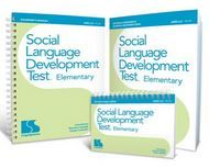 Assessment Review: Social Language Development Tests (SLDT) - pinned by @PediaStaff – Please Visit  ht.ly/63sNt for all our pediatric therapy pins