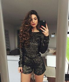 nice 48 New Years Eve Outfit Inspiration http://attirepin.com/2017/12/17/48-new-years-eve-outfit-inspiration/
