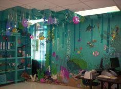 Under the sea classroom theme