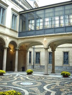 Palazzo Morando, via Borgonuovo, Milano, Italy