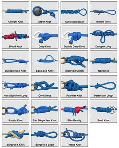 Marinews.com provides platform to learn step by step #knot tying technique through largest collection of over 350 #animatedknots. Get clear animation of #Fishingknots, Rope knots and Fishing Baits and Rigging Presentation in different categories through our high definition knots videos. www.marinews.com/knots/fishing-knots/