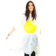 Egg Waterproof Poncho