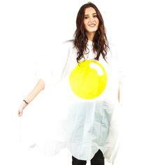 Egg Waterproof Poncho