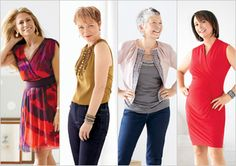 Four Over-50 Makeovers | Prevention
