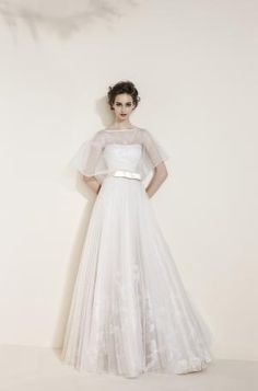 Essentia | Tosca Spose Wedding Dress Styles, Wedding Gowns, Retro, Dream Dress, Bridal Style, Wedding Details, One Shoulder Wedding Dress, Marie, Style Me