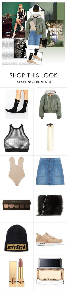 """""Burn baby, burn"""" by fruitmachine ❤ liked on Polyvore featuring Oris, NIKE, Vetements, Dsquared2, Sydney Evan, Fashion Forms, Current/Elliott, Vivienne Westwood, Alexander Wang and Yves Saint Laurent"