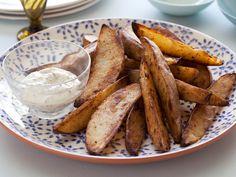 Made-Over Blackened Cajun Skillet Fries Recipe : Food Network Kitchens : Food Network - FoodNetwork.com