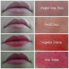 crayon lèvres éclat Yves Rocher