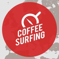 Coffee Surfing - Moments of coffee and happiness