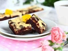Appelsiini-Suklaabrownie Sweet Pie, Chocolate Recipes, Desserts, Food, Pastries, Tailgate Desserts, Deserts, Eten, Tarts