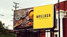Billboard Design for Restaurant Branding - Longitude | Dustin Myers