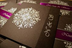 You invitation can be a reflection within the type of wedding its destined to be weather you choose formal, informal or themed this is transparent inside invitation. The invitation would be the only essential stationary required everything is optional.