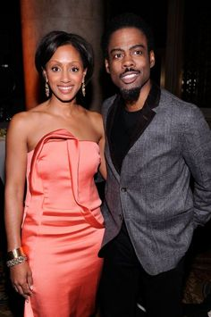Chris Rock Divorcing Wife Of 19 Years