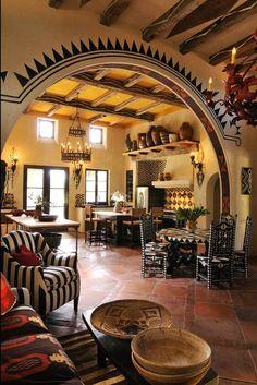 Hochwertig Wohnzimmer Afrika Look Einrichten Ideen Gewölbe Traditionelle Verzierungen