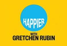 It's time for the next installment of Happier with Gretchen Rubin. To start the new year in a happier way, we're doing a fun project on Instagram. Every day, for the month of January, Elizabeth and I will post a photo on Instagram of something that makes us happier (by giving us a boost, helping us stick to good habits, reminding us to feel grateful, etc.). Join in! Use the hashtag #Happier2017 and tag us — I'm @gretchenrubin and Elizabeth is @lizcraft. Want the Spotify list of Happier 911…