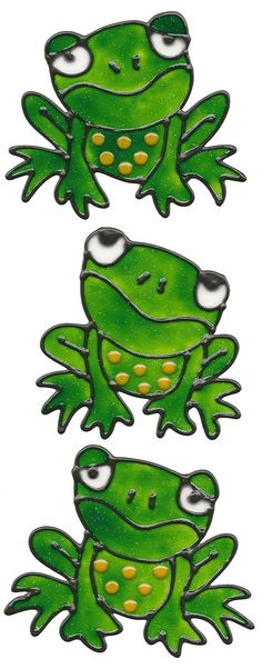 89 Best Stained Glass Frogs Images Glass Frog Stained