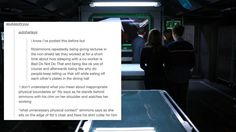 i don't understand what you mean about inappropriate physical boundaries sir || Jemma Simmons, Leo Fitz || Text Posts || #fanedit #humor #fitzsimmons