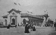 Pan-American Exposition, 1901, Agriculture Building
