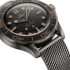 In some cases part of that image is the quantity of money you invested to use a watch with a name like Rolex on it; it is no secret how much watches like that can cost. Omega Seamaster Planet Ocean, Omega Seamaster Diver 300m, Omega Watches Seamaster, Omega Seamaster James Bond, Gents Watches, Seiko Watches, Cool Watches, Watches For Men, Style