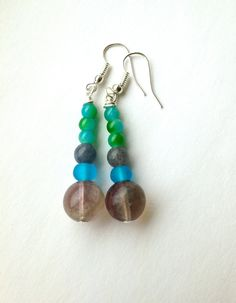 Just in: Ocean Colors Dangle Earrings with Purple Fluorite and Blue Aventurine, Beach Earrings, Natural Stone Jewelry https://www.etsy.com/listing/277116042/ocean-colors-dangle-earrings-with-purple?utm_campaign=crowdfire&utm_content=crowdfire&utm_medium=social&utm_source=pinterest