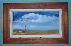 oil on board South African Artists, Graphic Design, Landscape, Oil Paintings, Frame, Board, Home Decor, Picture Frame, Decoration Home