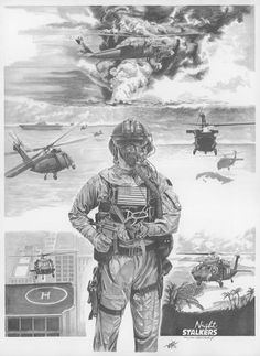 Awesome 160th SOAR print