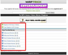 www.waptrick.com downloads Games | Free Mp3 | Videos - Trendebook.com