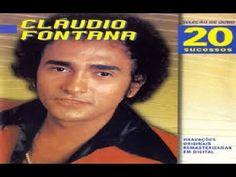 Claudio Fontana - Seleção de Ouro - 20 Sucessos - CD Completo