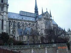 Notre Dame. Paris, France