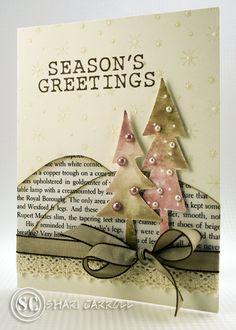 Shari Carroll: …my world – Sharing a week with Joy Taylor: Day 4 - 12/8/10.  (Pin#1: Christmas: Trees).