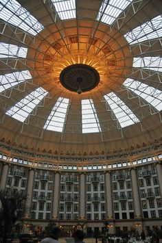 West Baden - French Lick Indiana...spent my 25th wedding anniversary there