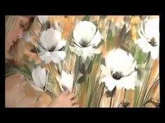 MONITOR | Gabriela Mensaque | cuadro con Acrílico Lautrec | Fusión Crear - YouTube