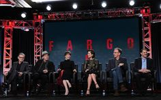 Fargo  Page Liked · 8 hrs ·      Mark your calendars. The third installment of Fargo premieres April 19 on FX Networks.