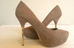 One of my new favorite pairs of shoes for Fall Plus Size Winter, Peep Toe, Pairs, Fall, Heels, Fashion, Autumn, Moda