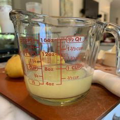 Cómo hacer QUESO FRESCO CASERO - Yo Soy Pachamamista Liquid Measuring Cup, Health Diet, Foods, House, Vestidos, Detox Juices, Food Crafts, Dessert Food, Breakfast