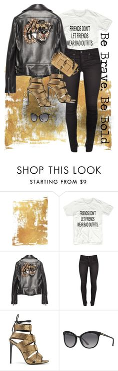"""""""Friends"""" by sayitwearit on Polyvore featuring Gucci and Tom Ford"""