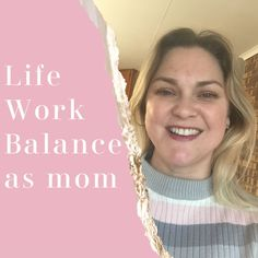 Work-Life Balance as a mom YOUTUBE VIDEO - How to find work-life balance as a mom and writer.   #worklifebalance #momlife #stayatworkmom #momsofboys #planning #schedule #productivity #tips #youtube #writer #writers #author #authors #writingtips Authors, Writers, Find Work, Work Life Balance, Writing Tips, Productivity, Schedule, The Creator, Mom