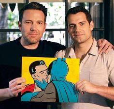 The Best Funny Pictures Of Today's Internet  #funny #pictures #photos #pics #humor #comedy #hilarious #joke #jokes #affleck #cavill #batman #superman #comics #comic