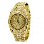 Geneva Watches, Bracelet Watch, Bling, Yellow, Bracelets, Gold, Men, Accessories, Jewel
